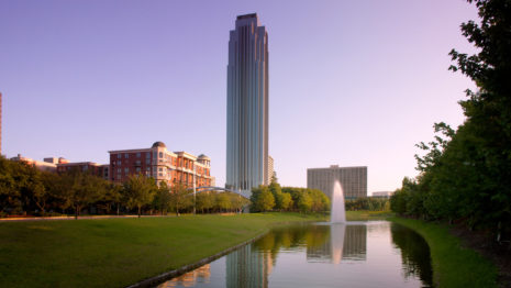 Williams Tower Houston HD wallpaper