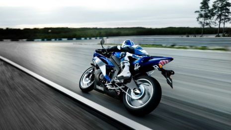 Yamaha Racer HD wallpaper