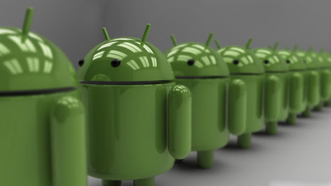 Android toy in line HD wallpaper