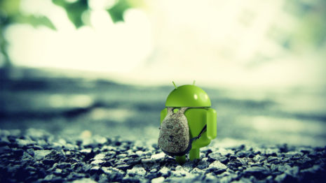 Backpacking Android HD wallpaper