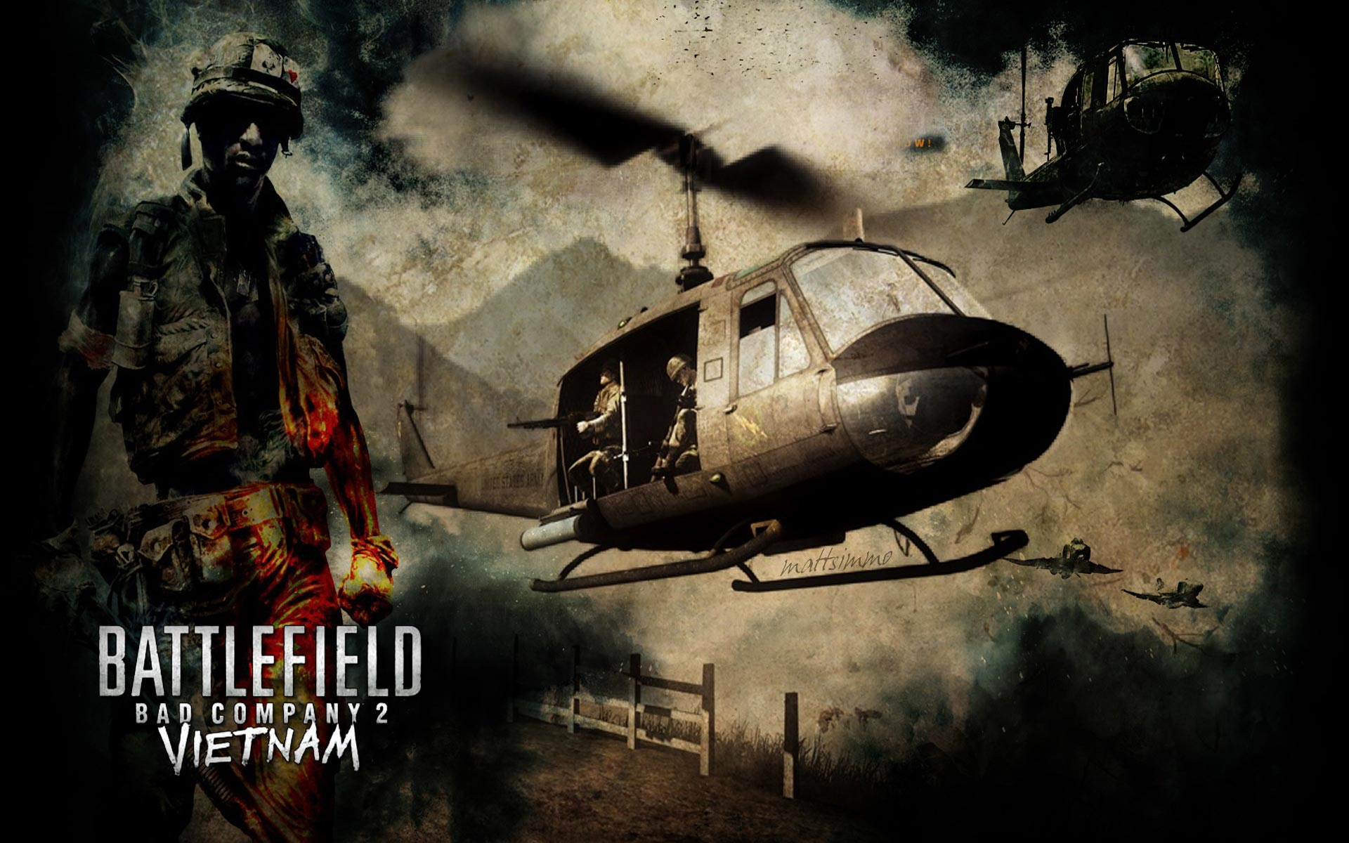 battlefield bad company 2 vietnam hd wallpaper | hd latest wallpapers