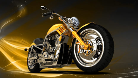 Beautiful Chopper Yellow HD wallpaper