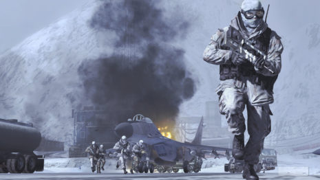 Call Of Duty Modern Warfare 2 HD wallpaper