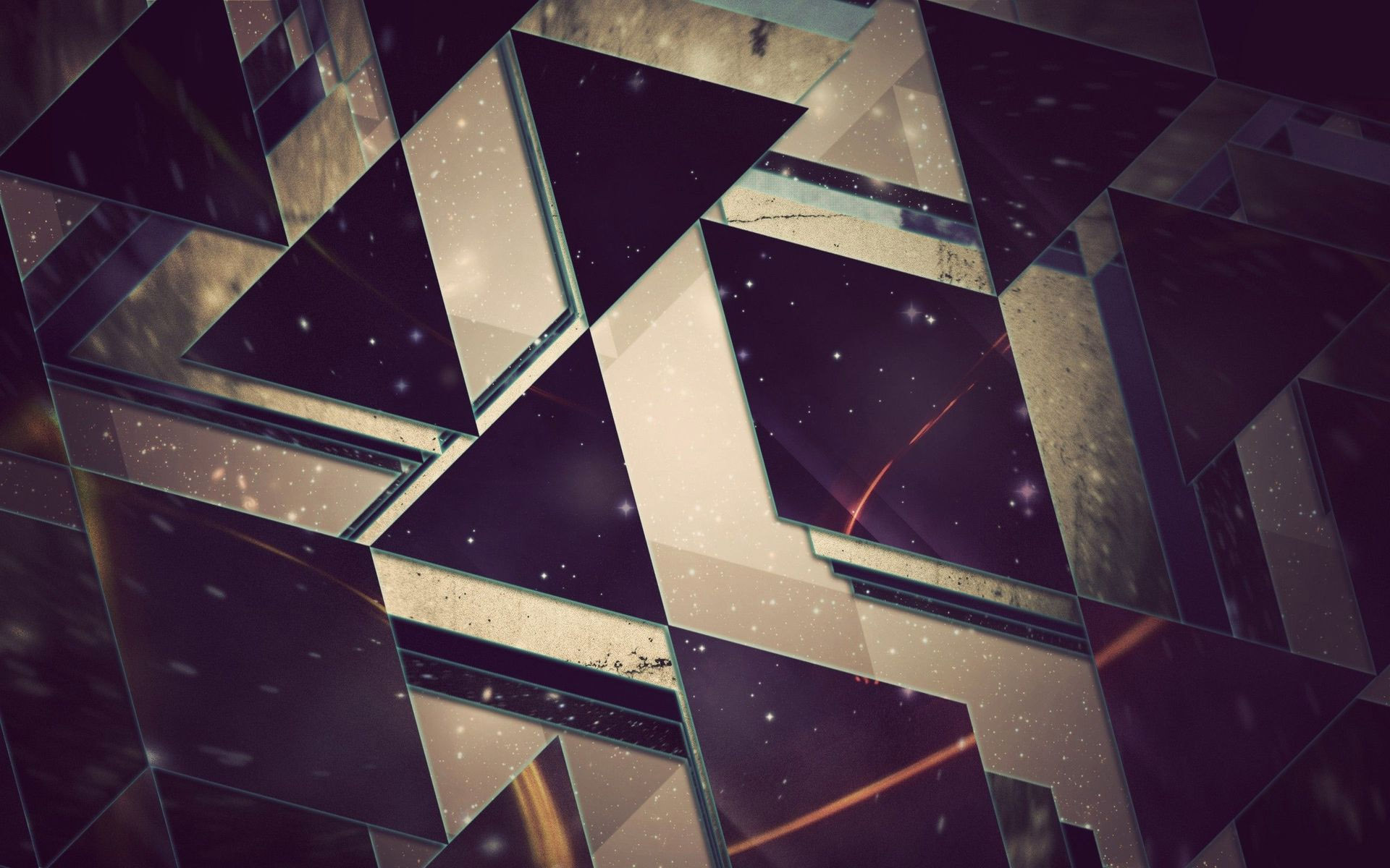 triangle abstract wallpapers hd - photo #42