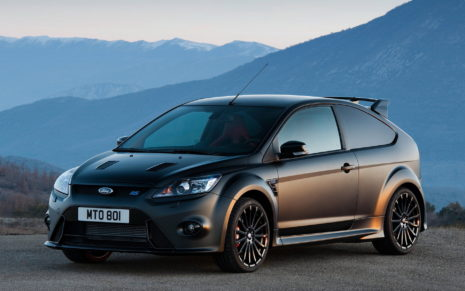 Ford Focus RS HD wallpaper