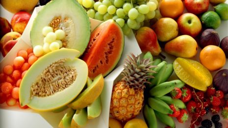 Fruits collection HD wallpaper