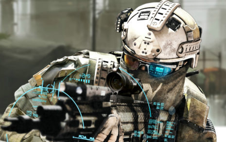 Ghost Recon Future Soldier HD wallpaper