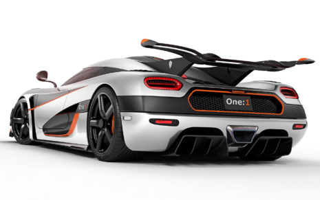 Koenigsegg One HD wallpaper