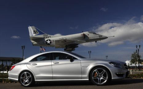 Mercedes CLS Amg HD wallpaper