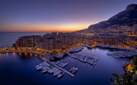 Monaco HD wallpaper