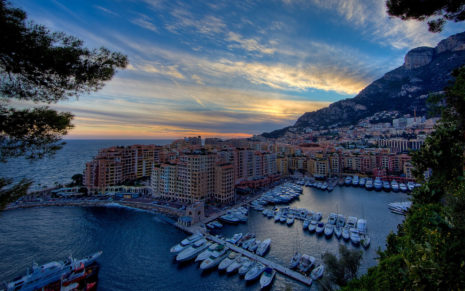 Monte Carlo HD wallpaper