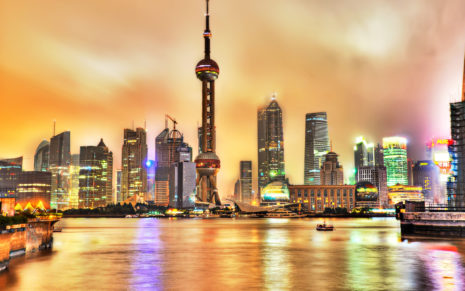 Shanghai HD wallpaper