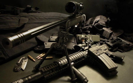 Sniper Gun collection HD wallpaper