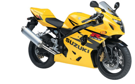 Suzuki Gsx R600 Yellow HD wallpaper
