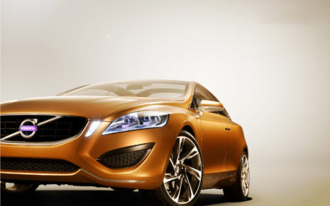 Volvo Brown HD wallpaper