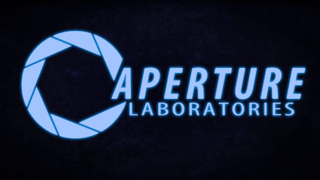 Aperture Science HD wallpaper
