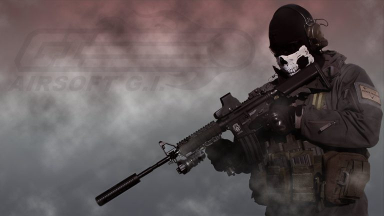Game Airsoft HD wallpaper