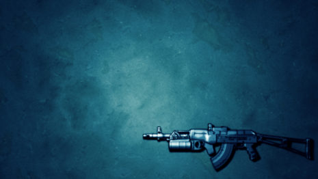 Gun background HD wallpaper