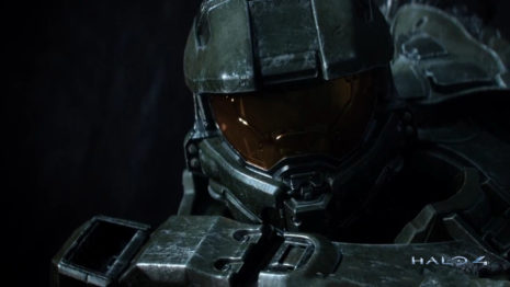 Halo 4 Closeup HD wallpaper
