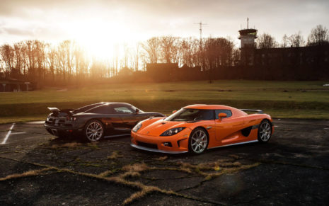 Koenigsegg CCXR HD wallpaper 1