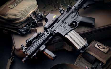 M4 carbine HD wallpaper