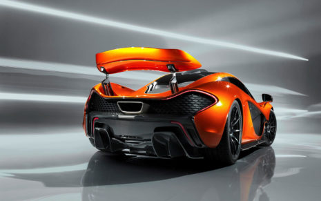 Mini Mc Laren HD wallpaper