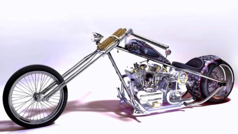 Modified Chopper HD wallpaper