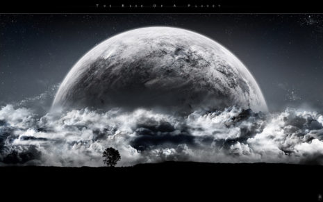Rise Of a Planet HD wallpaper