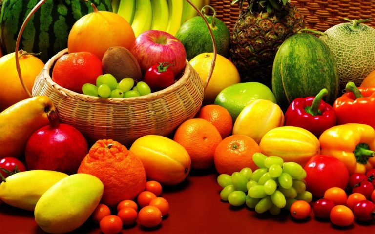Tasty fruit collection HD wallpaper 1