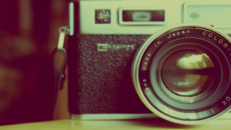 Vintage Camera Photography HD wallpaper