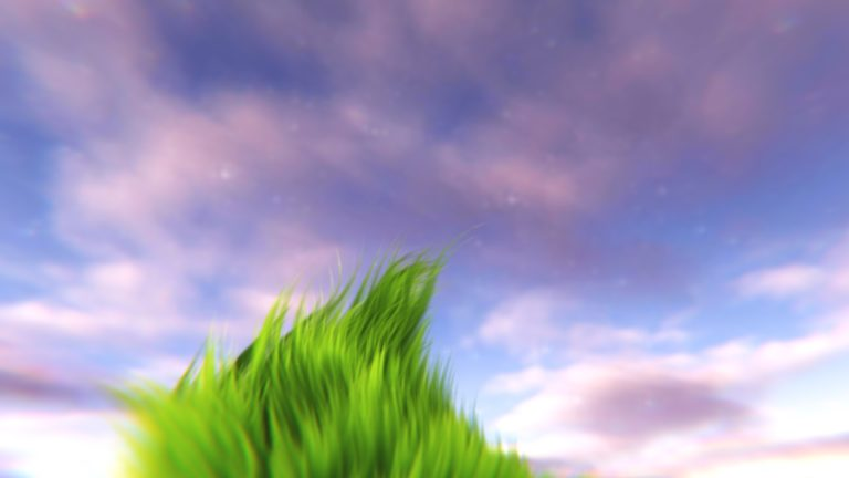Animated Grass HD wallpaper