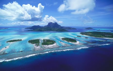 Bora Bora Islands HD wallpaper