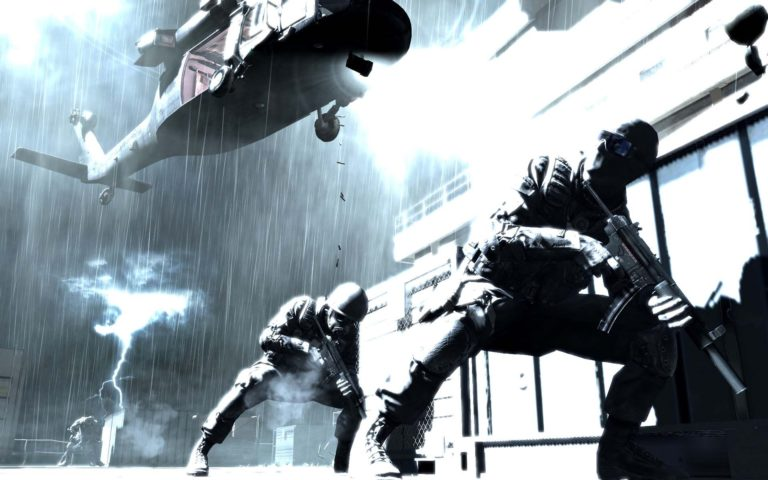 Call Of Duty 4 HD wallpaper 1
