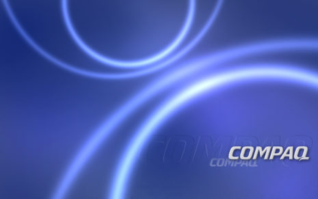 Compaq art HD wallpaper