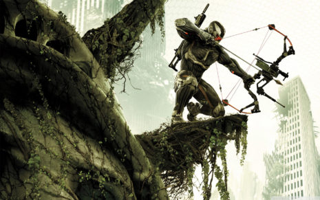 Crysis 3 aero HD wallpaper