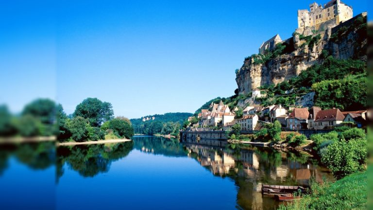 Dordogne France HD wallpaper