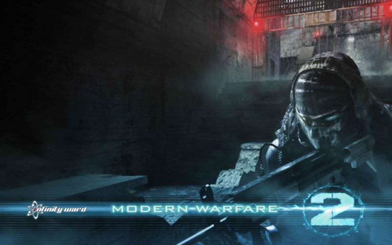 Modern Warfare 2 HD wallpaper