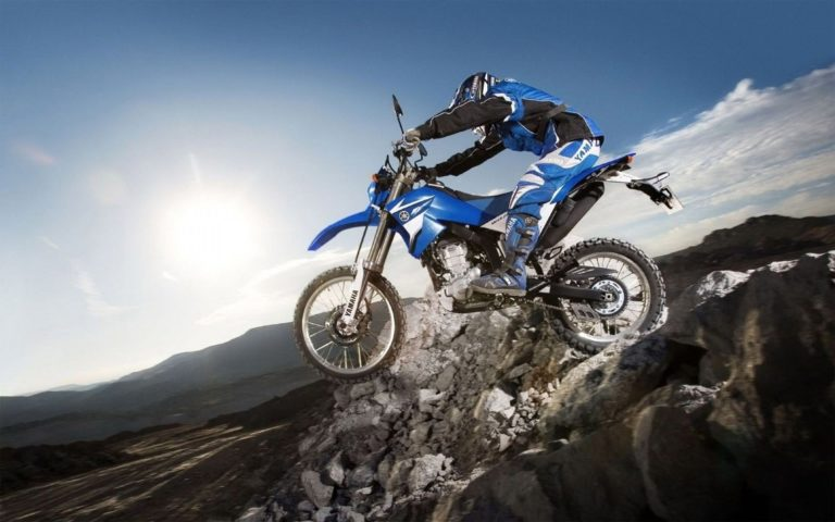 Motocross extreme HD wallpaper 1