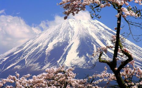 Mount Fuji Japan HD wallpaper