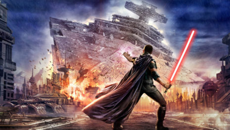 Star Wars The Force Unleashed HD wallpaper