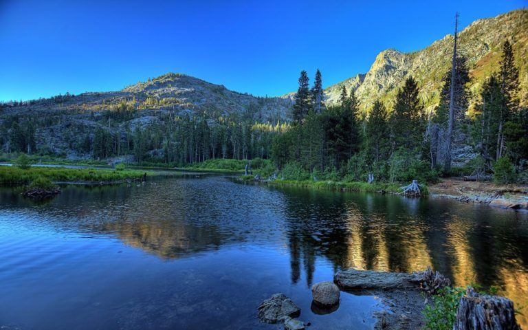 Stunning nature HD wallpaper 1