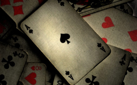 Ace of spades HD wallpaper