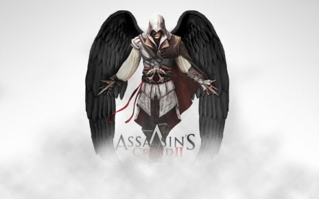 Assassins Creed Wings HD wallpaper 1