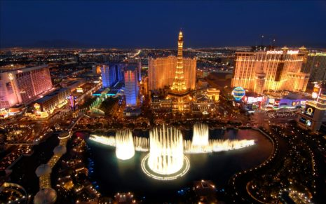 Beautiful Las Vegas HD wallpaper