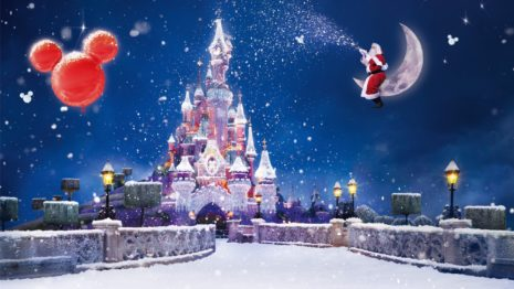 Disney Christmas HD wallpaper