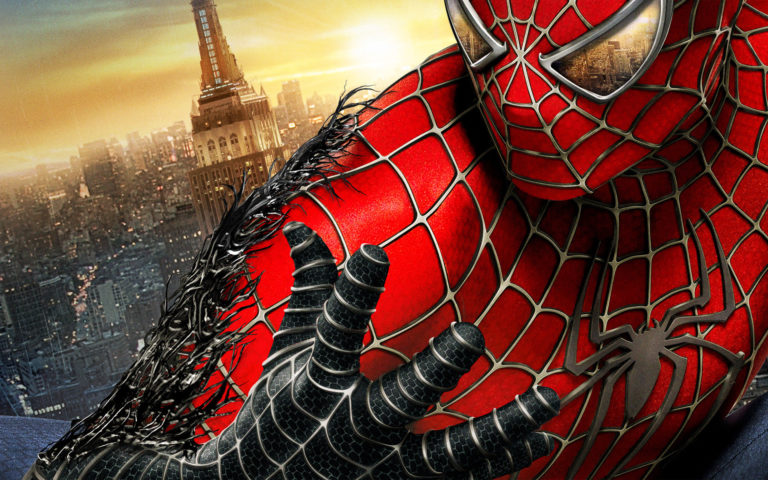 Game of Spider-Man HD wallpaper