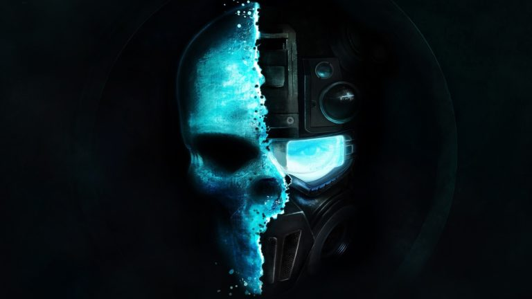 Ghost Recon face HD wallpaper