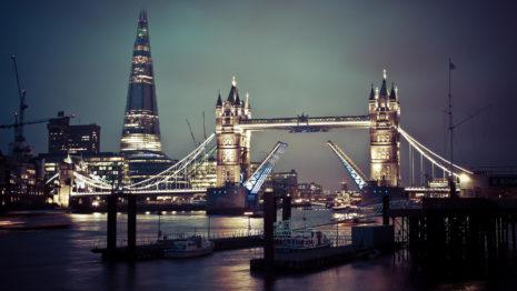 Great view of London HD wallpaper