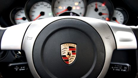 Porsche Logo HD wallpaper