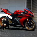 Sport bike Yamaha R1 HD wallpaper